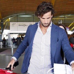 Feliciano López regresa a Madrid entre las críticas de Alba Carrillo