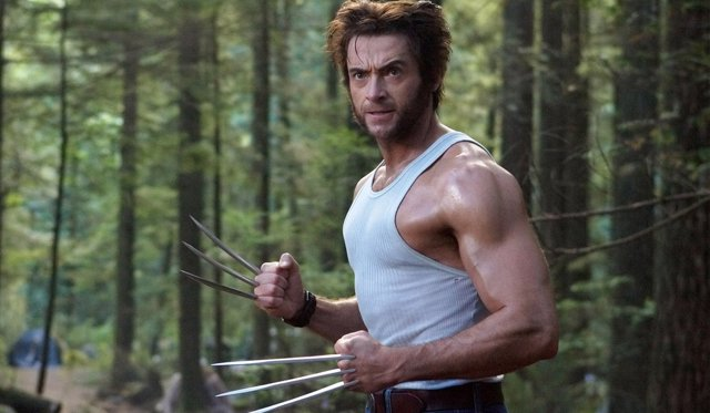 Hugh Jackman en 'X-Men: La decisión final'