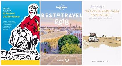 Las mejores guías y libros de viajes para regalar esta Navidad
