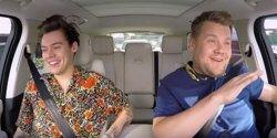Ed Sheeran, Bruno Mars, Miley Cyrus, Pink, Katy Perry, Foo Fighters y más, en el vídeo navideño de Carpool Karaoke (THE LATE LATE SHOW)