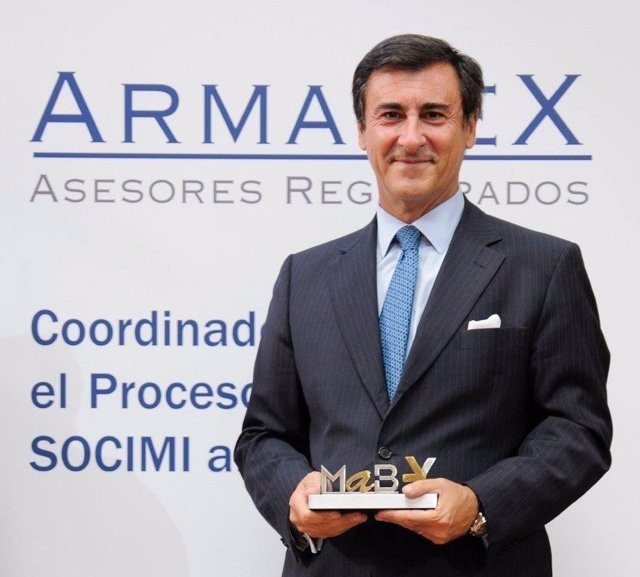 Antonio Fernández, presidente de Armabex