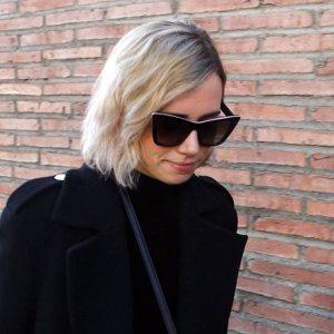 La it girl, Lulu Figueroa Domecq, destrozada por la muerte de su abuela, la condesa de Romanones