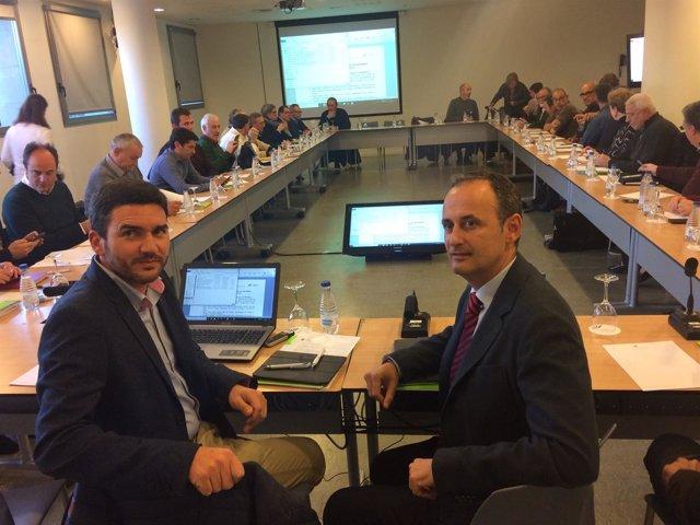 Reunión del Comité de Asesoramiento Científico del Mar Menor