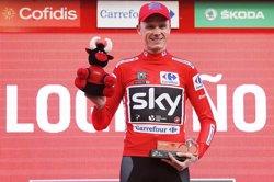 Chris Froome va superar els nivells permesos per salbutamol en un control antidopatge a la Vuelta a Espanya (LA VUELTA)