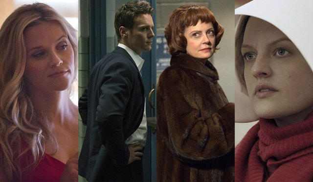Big Little Lies, Mindhunter, Bette y Joan y El cuento de la criada