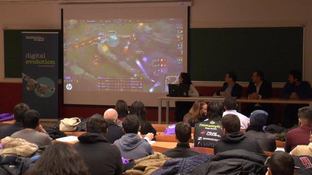 La Liga 'eSports University' presenta su tercera temporada