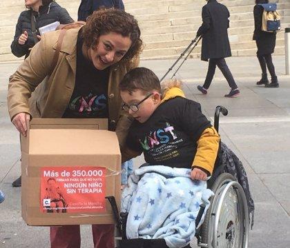 "350.000 firmas reclaman Ningún Niño Sin Terapia: ""Queremos adultos que sean autónomos"""