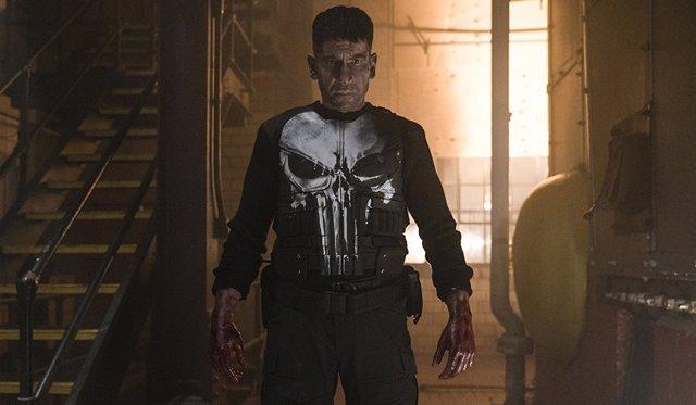 Jon Berthal en 'The Punisher'