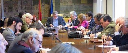 El presidente del Consejo General de Enfermería, Florentino Pérez, toma posesión como tesorero de Unión Profesional