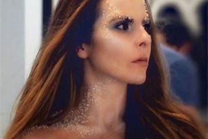 La actriz mexicana Kate del Castillo se desnuda en las redes sociales