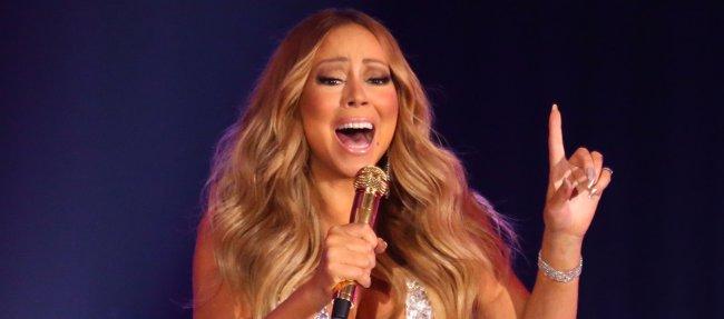 All I want for Christmas is you, de Mariah Carey, sube hasta el puesto 11 del Billboard Hot 100 (GETTY)