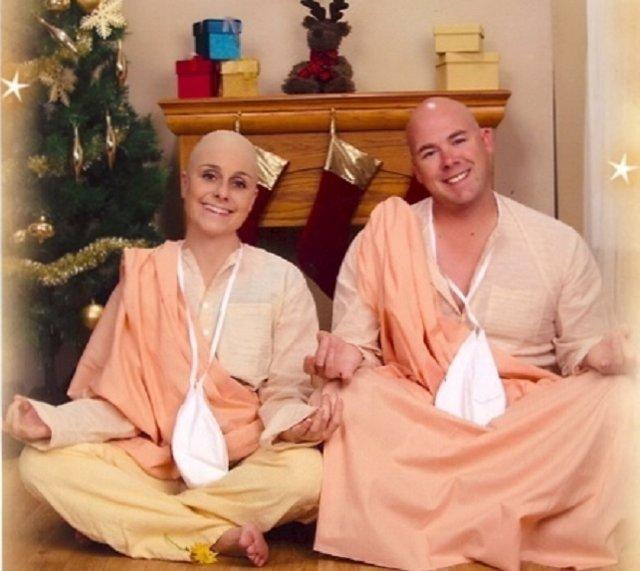 Felicitaciones De Navidad Divertidad.Esta Familia Se Curra Cada Ano Las Mas Divertidas Raras Felicitaciones De Navidad