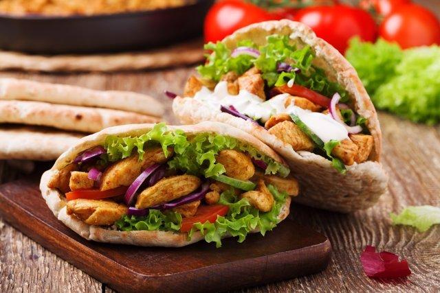 Los fosfatos presentes en el kebab a examen en la UE