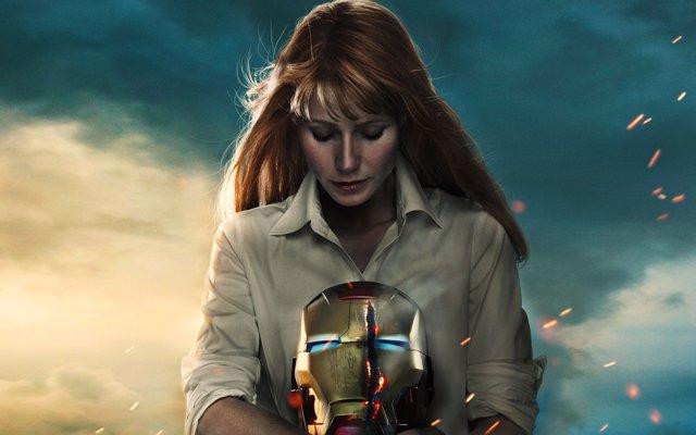 Gwyneth Paltrow es Pepper Potts en Iron Man 3