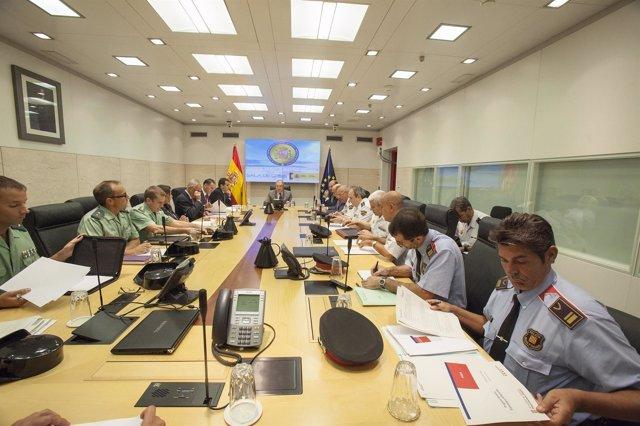 Mesa de Coordinación de Medidas contra el Terrorismo