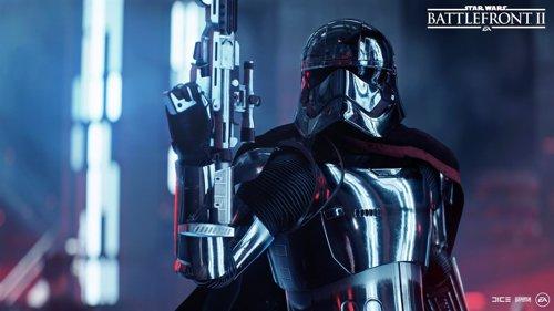 Los últimos Jedi para Star Wars: Battlefront II