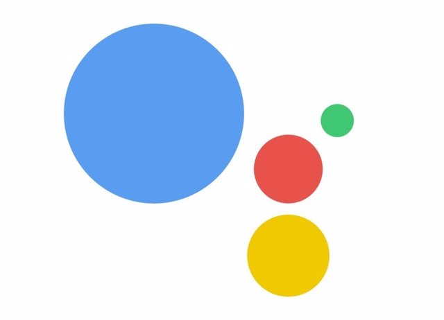Google Assistant, Asistente de Google logo