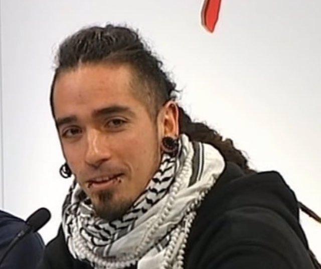 Rodrigo Lanza, detenido por matar a un hombre en Zaragoza
