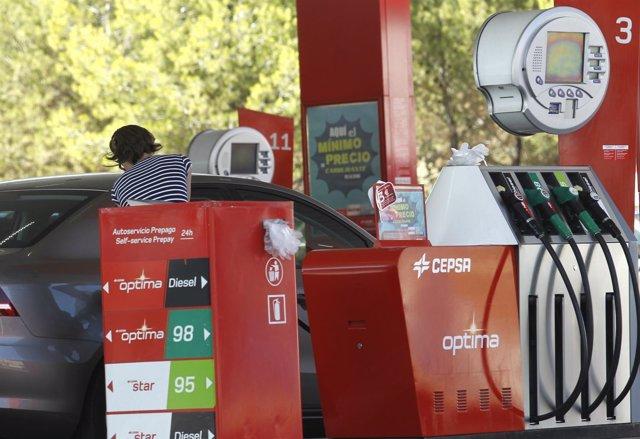 Recursos de gasolineras