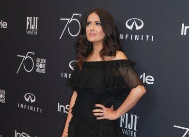 Salma Hayek desvela el drama que esconde su escena sexual en 'Frida'
