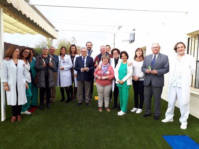 Nota Hospital Juan Ramón Jiménez