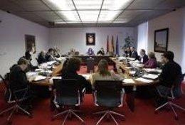 La comisión de Hacienda.