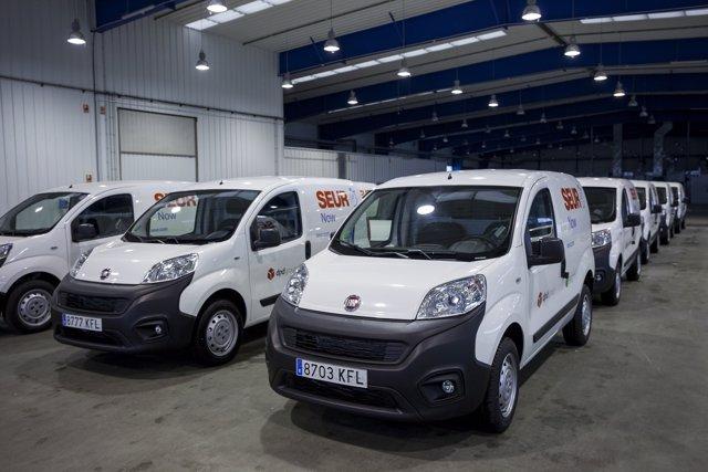 SEUR adquiere 100 unidades del Fiat Fiorino
