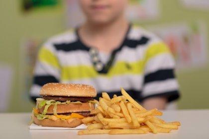 El consumo regular de comida para llevar acarrea grandes riesgos para los niños