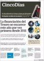 Foto: Las portadas de los periódicos económicos de hoy, viernes 15 de diciembre
