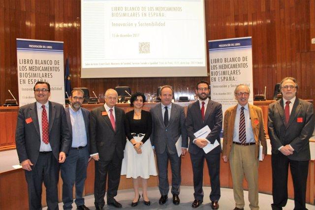 Presentación_Libro Blanco Biosimilares