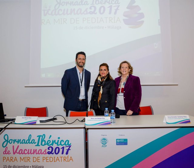 Jornada Ibérica de Vacunas 2017 para MIR de Pediatría