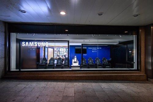 Samsung Store Callo