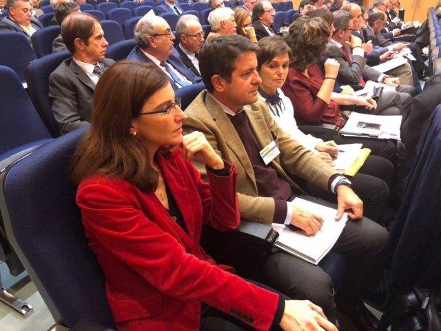 Presencia de la Junta de Andalucía en el Consejo Nacional del Agua