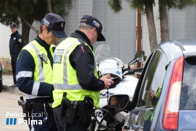 La Policía Local reforzará la vigilancia durante la navidad en Palma