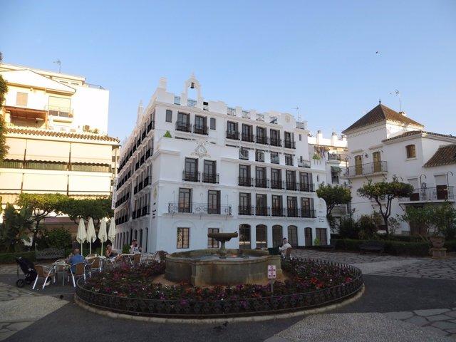 Hotel maravilla palace estepona proyecto
