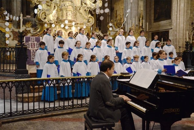 Blauets de Lluc y la Capella Mallorquina actuarán el 21 de diciembre en el concierto solidario de Fudanció-Sa Nostra