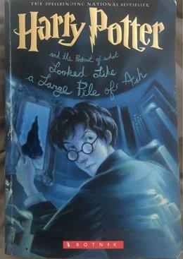 Capítulo de Harry Potter escrito por teclado predictivo