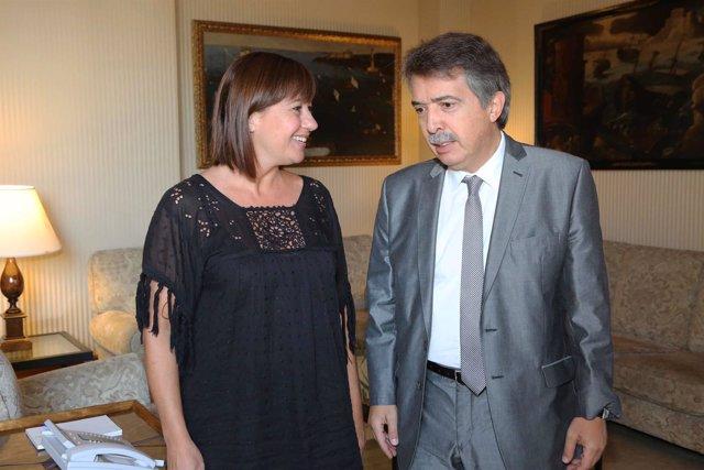 Pericay: 'Armengol debería presentar una cuestión de confianza en el Parlament o convocar elecciones anticipadas'