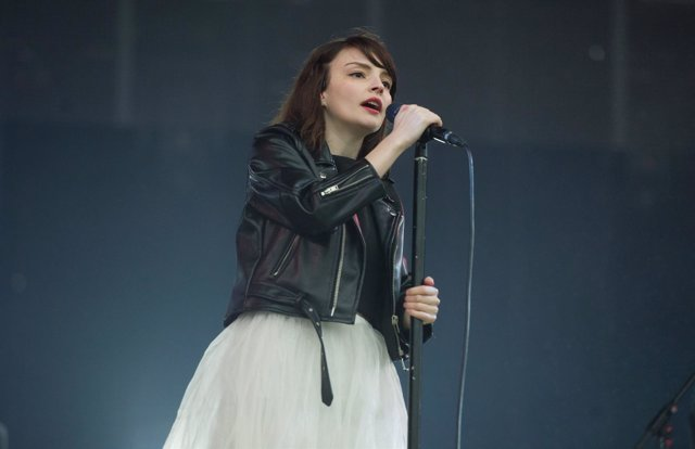 Lauren Mayberry de Chvrches