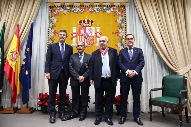 Catalá entrega medallas San Raimundo de Peñafort