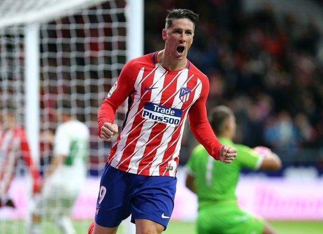 Fernando Torres (Atlético de Madrid)