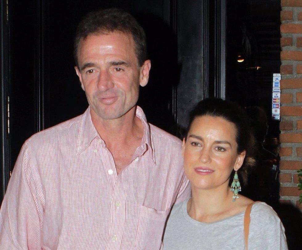 Alessandro Lecquio y María Palacios