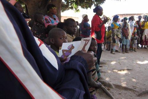 Misioneros españoles impulsan programas de derechos humanos en Benín