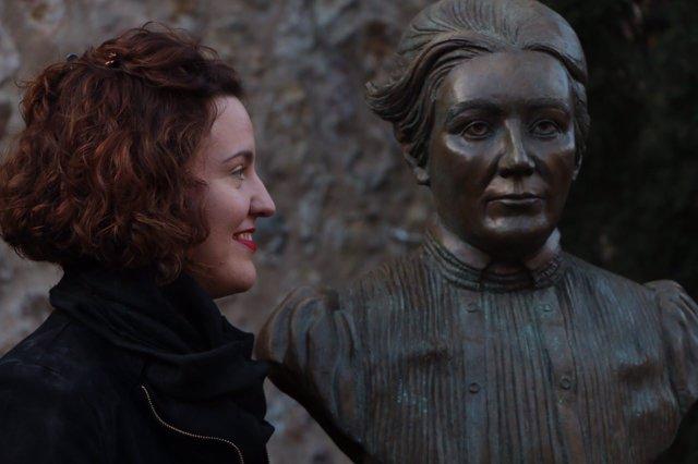 Busto de Clara Hammerl