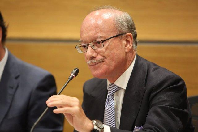 El presidente de IEE, José Luis Feito, presenta el estudio España en la economía