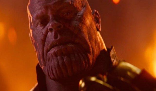 Josh Brolin en 'Vengadores: Infinity War'
