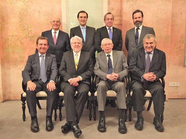 V edición de premios Fundación José Entrecanales Ibarra