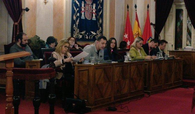 Ediles de Somos Alcalá