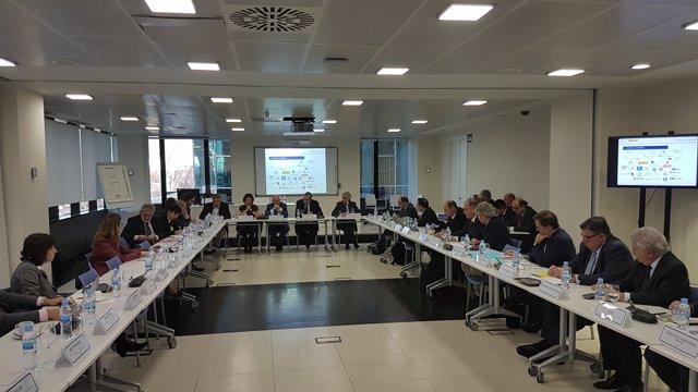 Reunión del Observatorio del Mercado de Servicios Portuarios