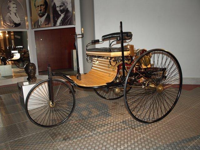 Salamanca: Museo de la Automoción